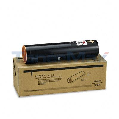 XEROX PHASER 7700 TONER CARTRIDGE BLACK 5K